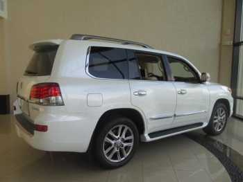 2013 Used Lexus LX 570 Full Option